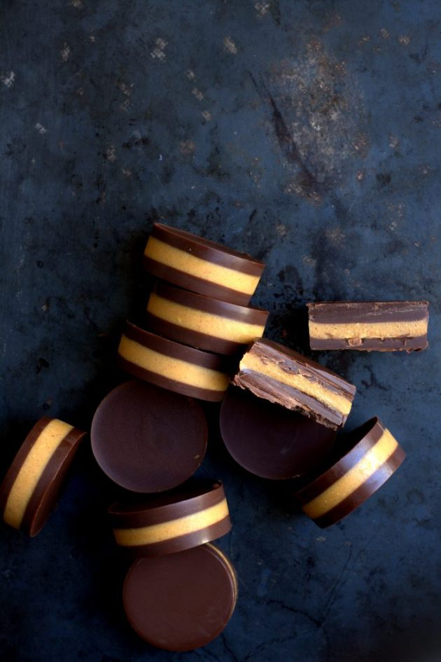 Reese's Cups Maison