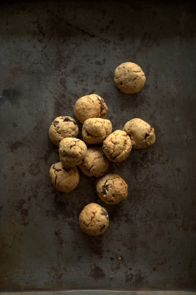 Boules de cookies (2)