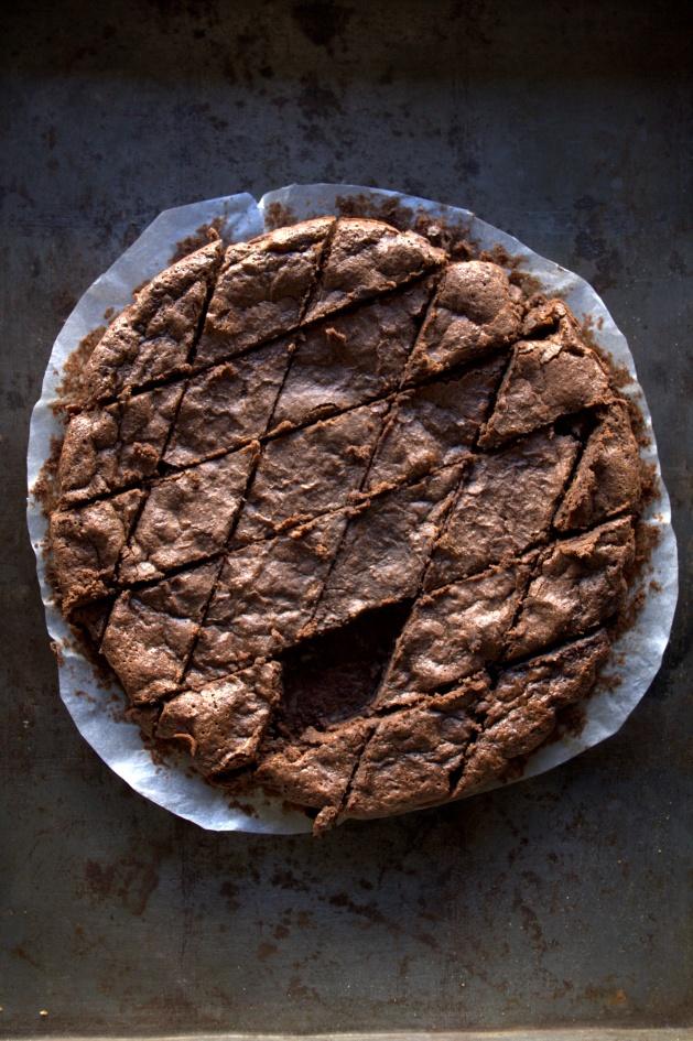 Fondant Chocolat aux Lentilles vertes du Puy (2)