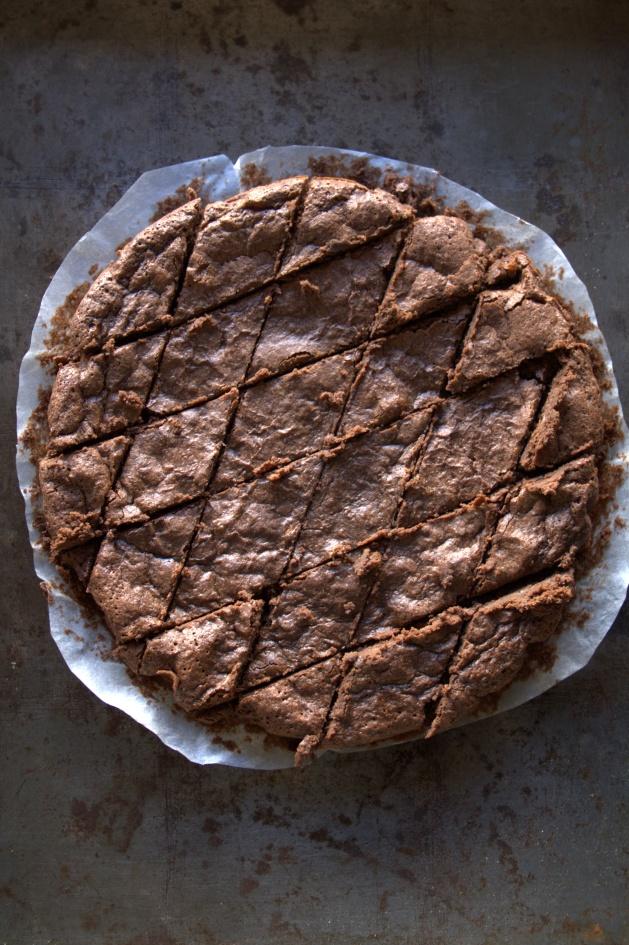 Fondant Chocolat aux Lentilles vertes du Puy